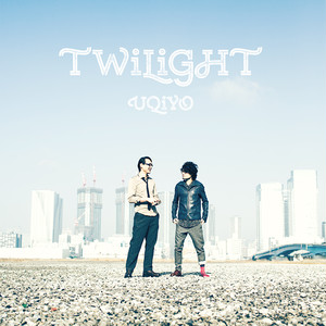 UQiYO 2nd Album 「TWiLiGHT」CD