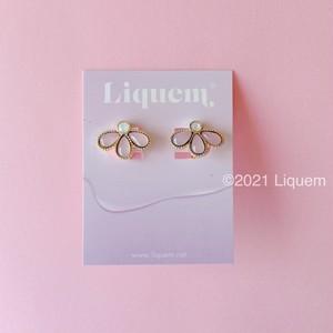 Liquem / シズルイヤリング(いちごみるく)