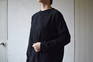 light sweater(WOOL WHOLE GARMENT)/ miho umezawa