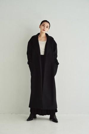 HS - DRESS COAT (black)