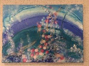絵画(アクリル画)Creativity spread