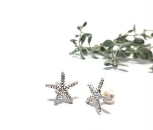starfishピアス