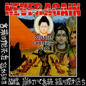 NEVER AGAIN / NEVER FORGET PAIN (CD / MINI ALUBM)