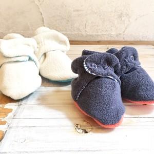 zutano fleece booties