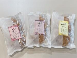 新潟県産コシヒカリ 炭火手焼きせんべい