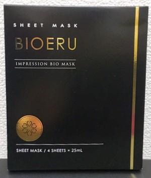 BIOERU IMPRESSION BIO MASK(フェイスマスク)