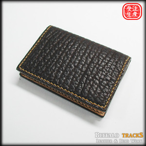 Leather Card Case / LCC-001