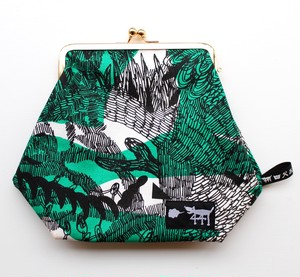 "441 yon yon ichi/Mini bag ""jungle here"""