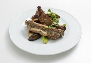 冷凍お惣菜「豚スペアリブのハニーマスタード焼き」