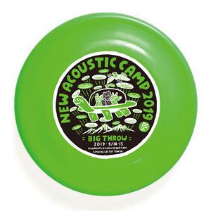 NAC19 BIGTHROW Frisbee / GREEN