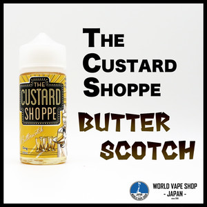 THE CUSTARD SHOPPE BUTTERSCOTCH 100ml