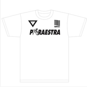 TEAM PARAESTRA T-shirt WHITE