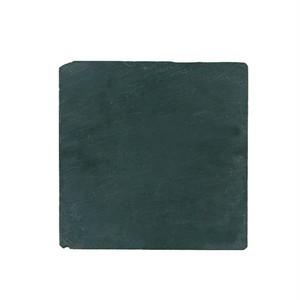 "【A215-37】Stone plate ""Square"" #キッチンプレート #天然石 #ナチュラル #ヴィンテージ"