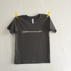 SUP Tシャツ kids グレー