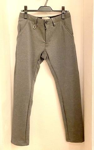 Fleece Tapered Pants Charcoal