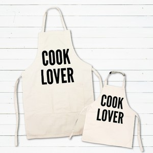 COOK  LOVER エプロン