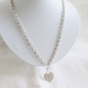 Heart Top Necklace
