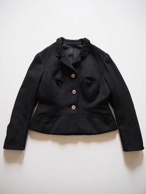 【ドイツ】 サージショートジャケット