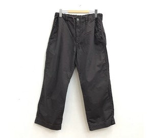 MANUAL ALPHABET / MA-P-170 OD LONG PANT
