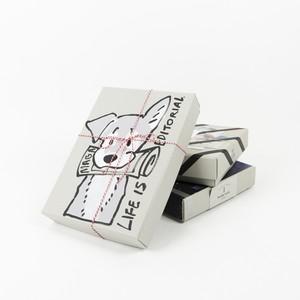 "京都文化的 ""雑箱"" -Kyoto Culture Editorial Box- | MAGASINN KYOTO 【雑箱と一万円分福袋+宿泊券付き】"