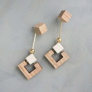 pierced earrings A-P02/earrings A-E02