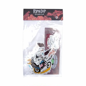 RIPNDIP - Fall 18 Sticker Pack