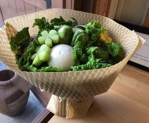 【全国発送】京野菜ブーケ