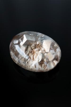 Calcite in Quartz  - 043