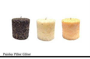 Paisley Piller Gliter