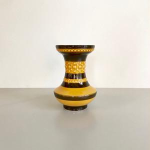 """Modica Keramiek"" Gouda-Holland Vintage Pottery Vase オランダ"