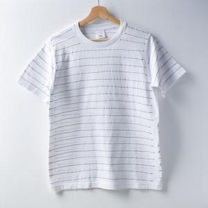 刺繡Tシャツ「COFFEE OR TEE」_border_Mサイズ