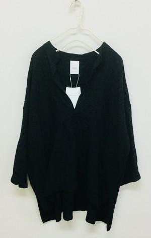 【veritecoeur】スキッパーシャツ/ST-005