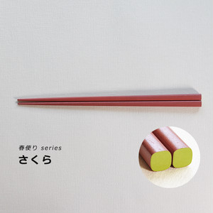 うるしおいしおはし 春便りシリーズ(5色)