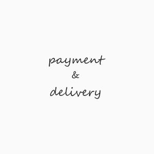 支払・配送について