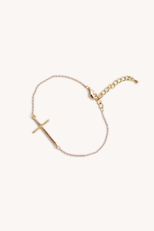 cross color bracelet
