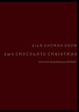dark chocolate christmas