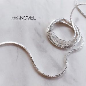 Schlank chain ( Bright silver )