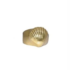 Chunky Shell Ring