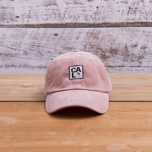 CAL BOX LOGO CORDUROY CAP[REH048]