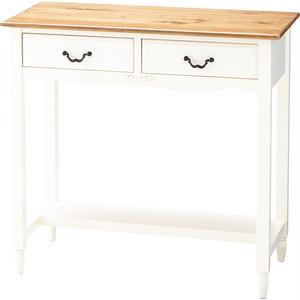 デスク Rolf ロルフ 収納付テーブル 木製 西海岸 インテリア 雑貨 西海岸風 家具