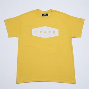Crate Basic T-Shirt - Yellow