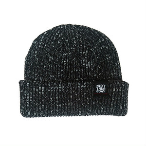 THURSDAY - NEXT BEANIE3 (Black/Grey)