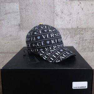 VERSACE × KITH 19SS MONOGRAM CAP