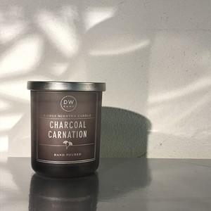 【Dw Home Candles】CHARCOAL CARNATION【アロマキャンドル】