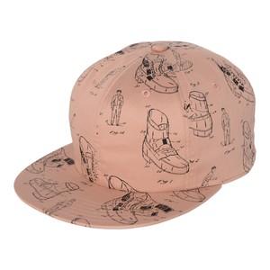 BLUEPRINT CAP(PINK)[TH9S-030]