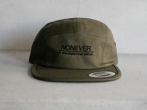 NONEVER JET CAP / OLIVE