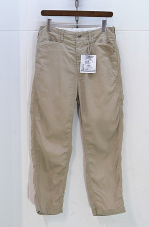 ENGINEERED GARMENTS PAINTER PANT FLAT TWILL