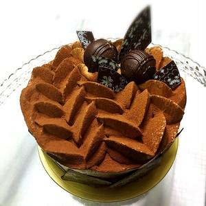 デコレーションケーキ(生チョコショート12cm)