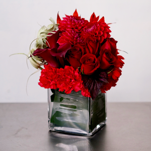 Ivre Mothers Day Flower Gift - RED