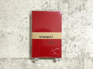 tranquil life / Red(テープ&DLコード)